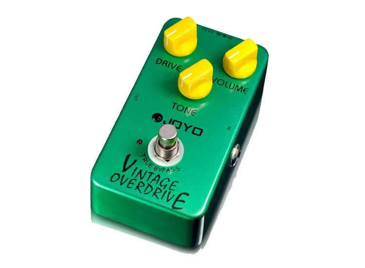 JF-01 Vintage Overdrive Guitar Effect Pedal Overdrive
