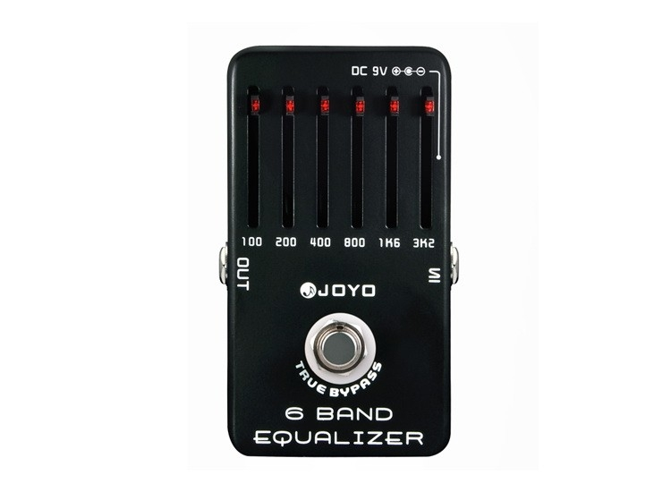 JF-11 6 Band Equalizer(6 段均衡)