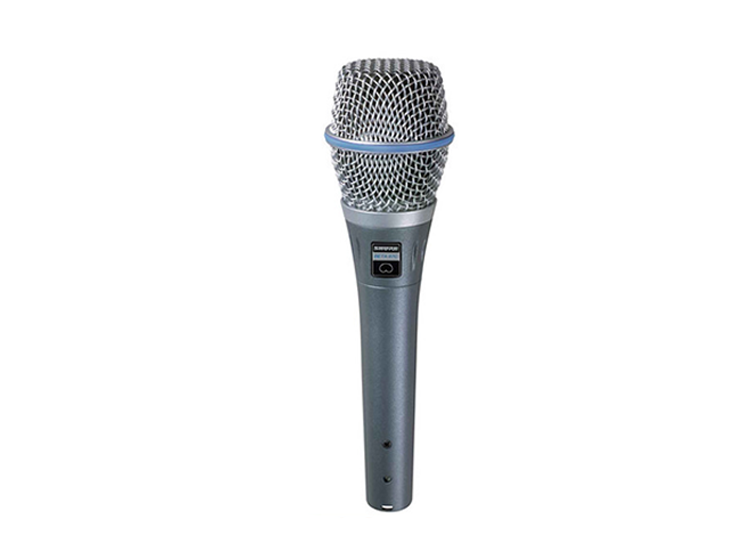 87C cable mic