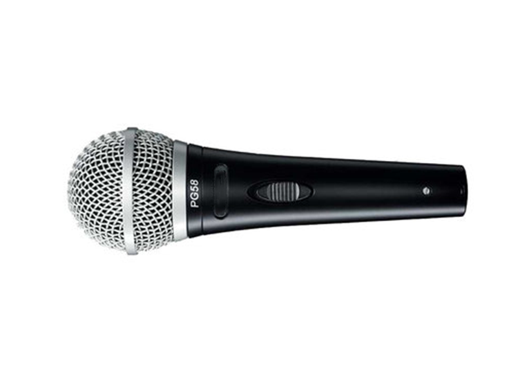 PG58 Cardioid Dynamic Vocal Microphone