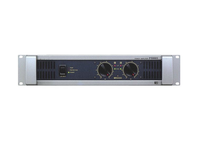 P5000S  Power Amp