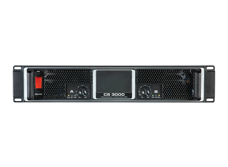 CS3000 Power Amp