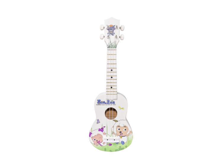 21 inch Pleasant Sheep pattern ukulele