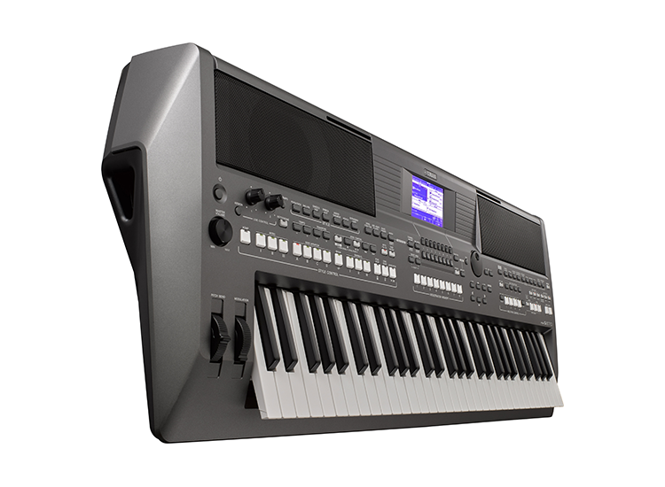 PSR-S670 Arranger Workstation Keyboard