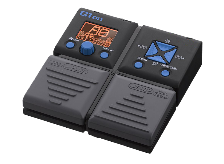 G1on Guitar Effects Pedal