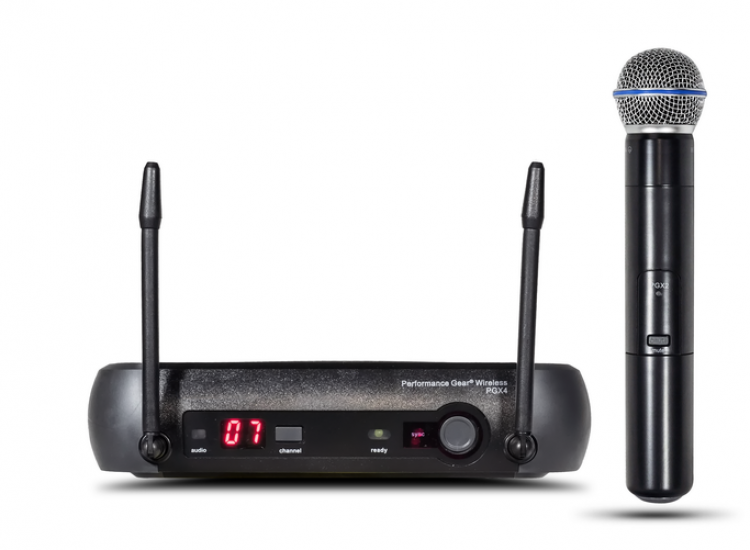 PGX4 Wireless Mic