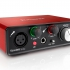 Scarlett Solo  2-in/2-out USB 2.0 Audio Interface